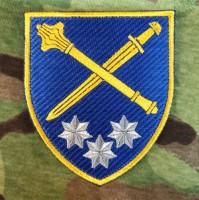 Нарукавний знак Оперативне командування «Схід» (синій)