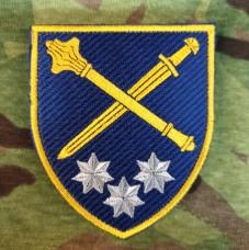 Купить Нарукавний знак Оперативне командування «Схід» (темно синій) в интернет-магазине Каптерка в Киеве и Украине