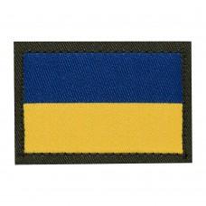 Нашивка прапор України (жакард)