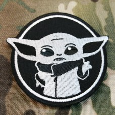 Купить Патч Baby Yoda в интернет-магазине Каптерка в Киеве и Украине