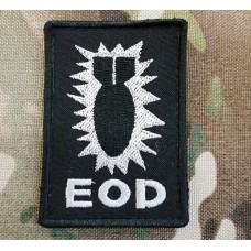 Патч BOMB EOD Black