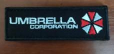 Купить Патч Umbrella Corporation (нашивка) в интернет-магазине Каптерка в Киеве и Украине