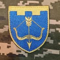 Нарукавний знак 118 окрема бригада ТрО Черкаська обл