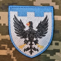 Нарукавний знак 119 окрема бригада ТрО Чернігівська обл