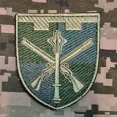 Нарукавний знак Командування теріторіальної оборони Польовий