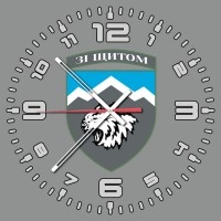 Годинник 108 ОГШБ (скло) знак сірий