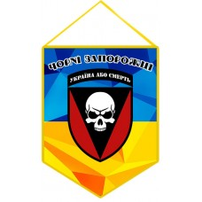 Вимпел 72 ОМБР Чорні Запорожці