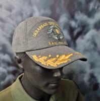 Бейсболка з вишивкою ССО Сили Спеціальних Операцій сіра