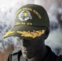 Бейсболка з вишивкою ССО Ukrainian Special Force олива