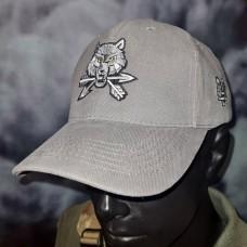 Бейсболка з вишивкою Командування ССО сіра
