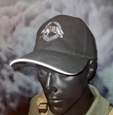 Купить Бейсболка з вишивкою Вовкулака ССО чорна в интернет-магазине Каптерка в Киеве и Украине