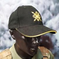Бейсболка з вишивкою Війська Зв'язку ЗСУ