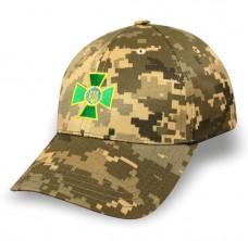 Купить Бейсболка з вишивкою ДПСУ (Піксель) в интернет-магазине Каптерка в Киеве и Украине