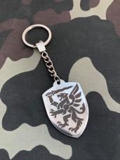Купить Брелок 80 бригада ДШВ в интернет-магазине Каптерка в Киеве и Украине