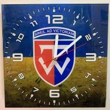 Годинник 58 ОМПБр (скло)