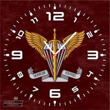 Годинник ДШВ (скло)