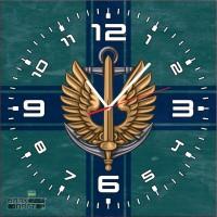 Годинник Морська Піхота (скло)