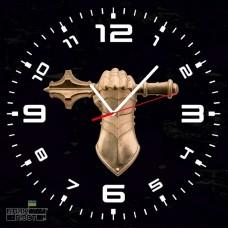 Годинник Танкові Війська (скло)