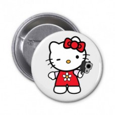 Значок Kitty Cool