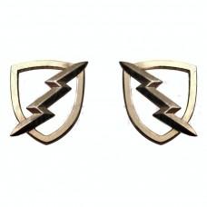 Емблема на комірець Частини радіоелектронної боротьби та радіоелектронної розвідки