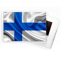 Магнітик прапор Фінляндії
