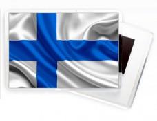 Магнітик ПрапорФінляндії
