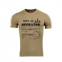 Футболка Coolmax Operator MPL-50 (койот)