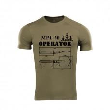 Футболка Coolmax Operator MPL-50 (олива)