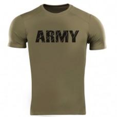 Футболка ARMY olive кулмакс