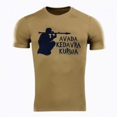Футболка Coolmax Avada Kedavra Kurwa (РПГ) Coyote