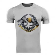 Купить Футболка Coolmax Вовкулака ССО (сіра) в интернет-магазине Каптерка в Киеве и Украине