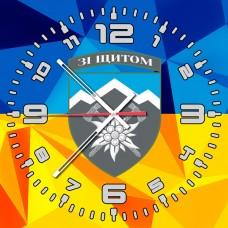 Годинник 10 ОГШБр ЗСУ (скло)