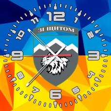 Купить Годинник 108 ОГШБ (скло) знак в интернет-магазине Каптерка в Киеве и Украине