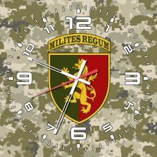 Купить Годинник 24 ОМБр (скло) піксель в интернет-магазине Каптерка в Киеве и Украине