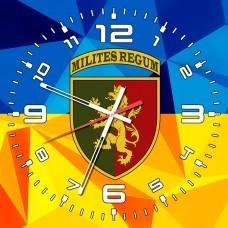 Купить Годинник 24 ОМБр (скло) в интернет-магазине Каптерка в Киеве и Украине