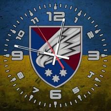 Годинник 25 ОПДБр ДШВ ЗСУ (скло)