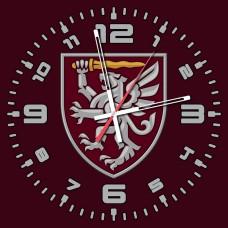 Купить Годинник 80 ОДШБр ДШВ (скло) марун в интернет-магазине Каптерка в Киеве и Украине