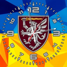 Купить Годинник 80 ОДШБр ДШВ (скло) в интернет-магазине Каптерка в Киеве и Украине
