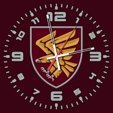 Годинник 95 ОДШБр ДШВ (скло) марун
