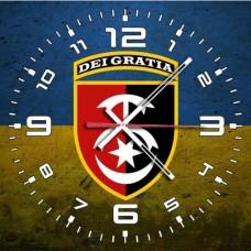 Годинник 30 ОМБр (жовто-блакитний варіант)