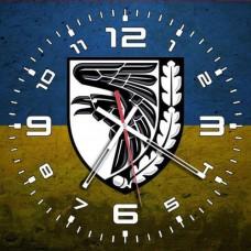 Годинник 93 ОМБр (жовто-блакитний варіант)