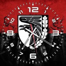 Годинник 93 ОМБр (червоно-чорний варіант)