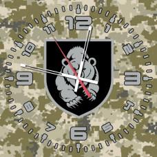 Годинник Мотопіхотний Батальйон (піксель)