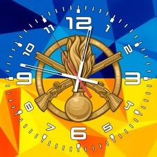 Годинник Піхота (скло)