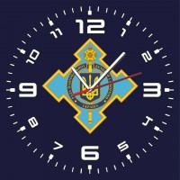 Годинник РНБО (скло)