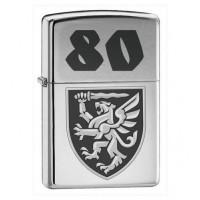 Запальничка з гравіюванням 80 ОДШБр ДШВ