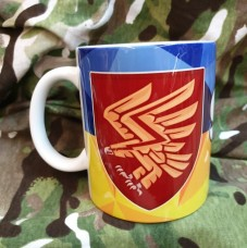 Керамічна чашка 95 ОДШБр Завжди перші!