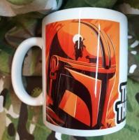 Керамічна чашка Baby Yoda і Mandalorians This Is The Way