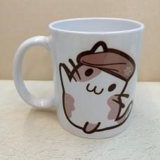 Керамічна чашка Котик-Гірський Штурмовик