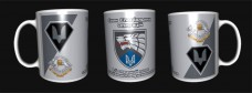 Керамічна чашка 8 ОПСП ССО з новим знаком